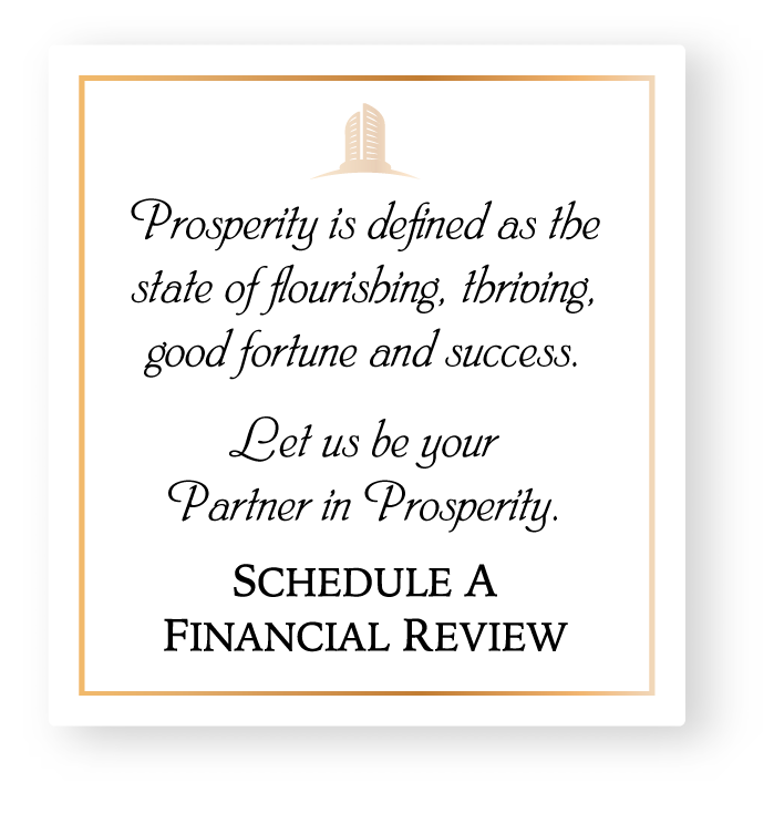Schedule a Financial Review