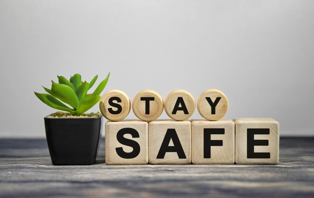 stay safe during coronavirus